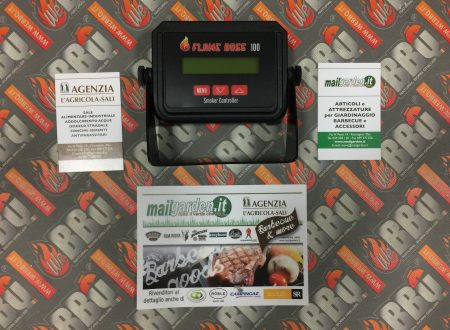 Flame Boss 100 SMOKER CONTROLLER – Parte I – Unboxing