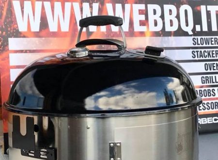 WeBBQ WSRP mini + SLOWER (Kettle mod indirect cooking)
