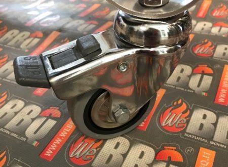 WeBBQ Kit Ruote Smoker