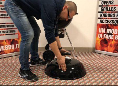 Ripristino sfericità coperchio kettle
