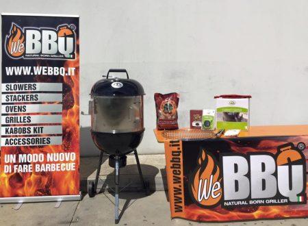 WeBBQ – Setup Smoker Conversion Kit
