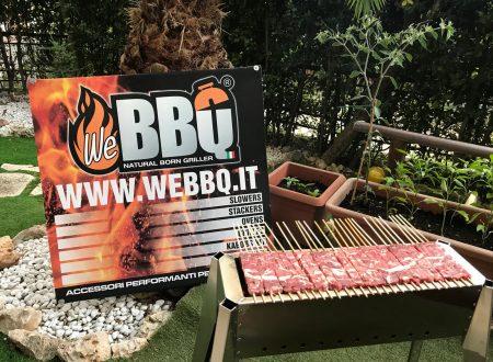 WeBBQ – CUOCI SPIEDINI LISA MIAMI 500/800/1200/1500