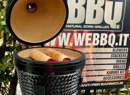 WeBBQ – Unboxing Kamado B🔴NO PICNIC + accessori
