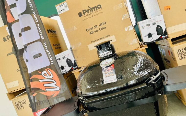 WeBBQ – Unboxing e Montaggio  – Primo XL 400 All-In-One 2021 #7800 – Unboxing And Assembling